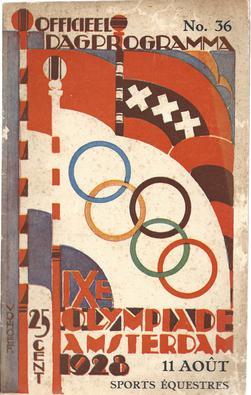 Amsterdam Summer Olympics