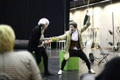 Duel de gentlemen (clowns)