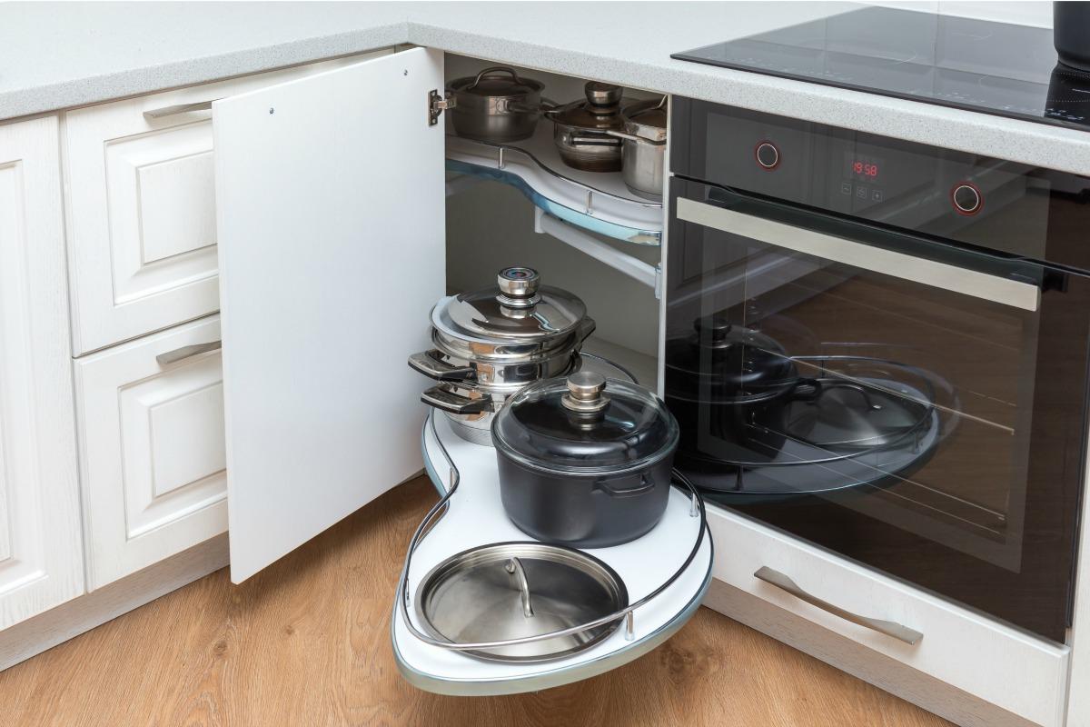 21 Brilliant Ways To Organize Kitchen Cabinets Youll Kick