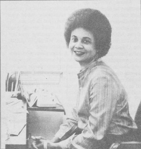 Sonja Haynes Stone, Black Ink, 26 August 1991, Page 8.