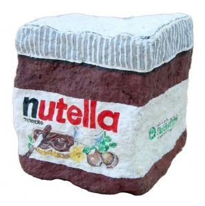 Nutella. Stephane .Jaspert. Flickr. http://www.flickr.com/photos/jaspert-art-paris/6914886094/