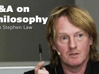 Dr. Stephen Law, Philosophy, Education, Religion