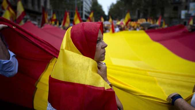 Catalan, Independence, Spain,