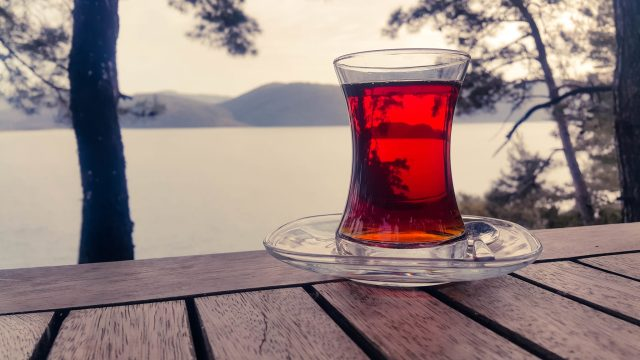 Turkish çay