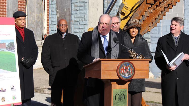 [QOTD ] Will Gov. Larry Hogan's Plan To Raze Vacants Help and/or Hurt Baltimore?