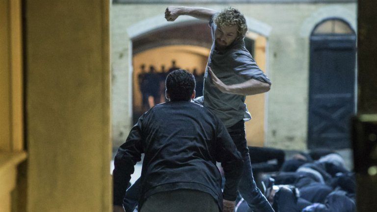 [Film/ Television] Heavy'z Thoughts: Marvel's The Iron Fist [Written by Brandon Williams]