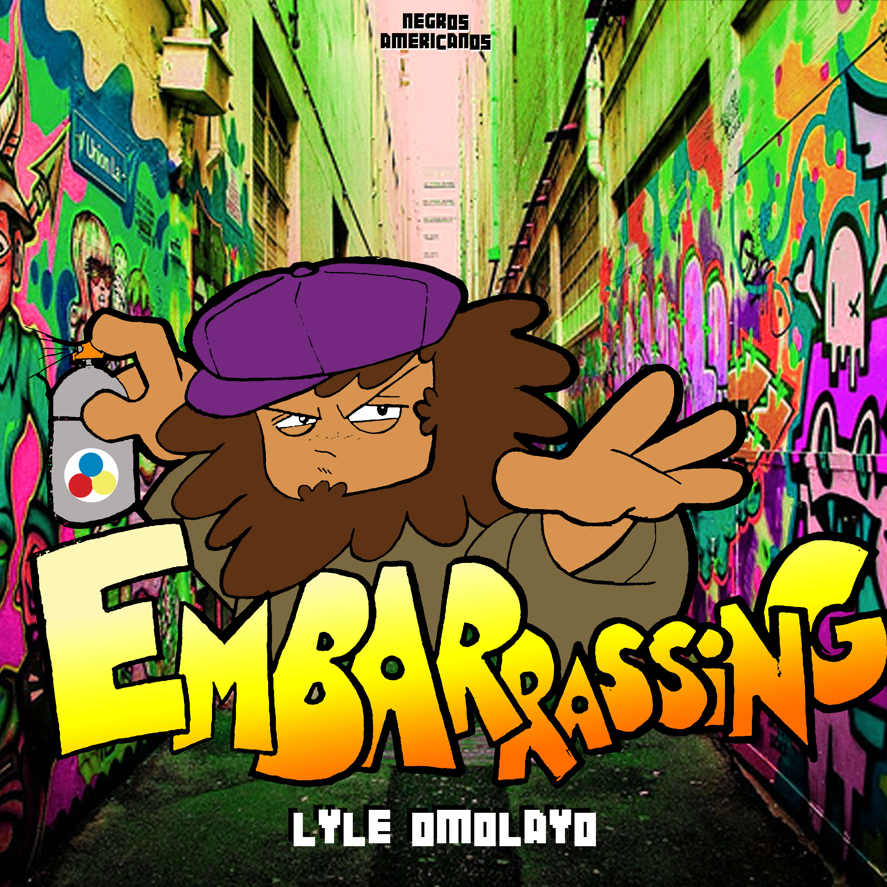 [New Music] Lyle Omolayo of Negros Americanos X Embarrassing