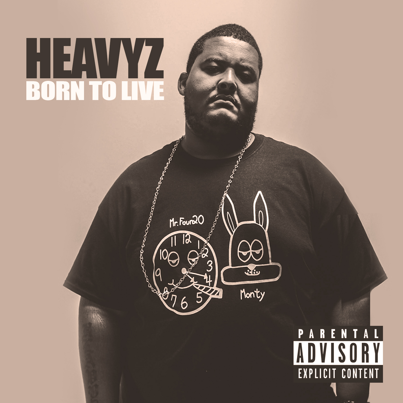 [Music Review] Born to Live [E.P] X Heavy [Written by Chasity Pryor]