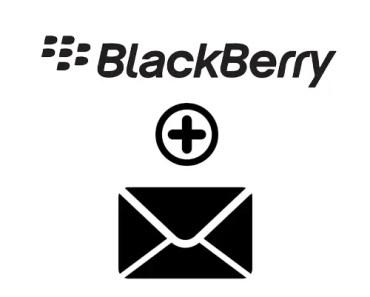 Cómo configurar correo electrónico en BlackBerry