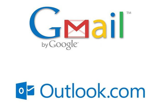 Qué correo tiene más capacidad Gmail o Outlook