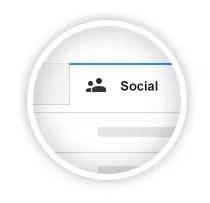 Pestañas Gmail