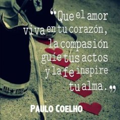 estado de whatsapp de Paulo Coelho