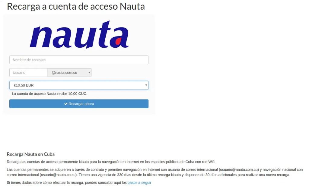 C Mo Revisar El Correo Nauta Desde Internet En El Pc Uncomocorreo