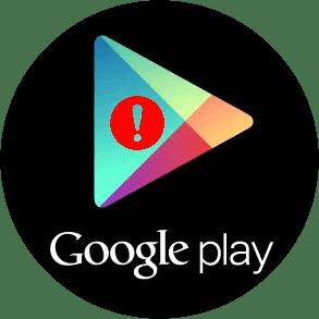 google play store, contenido no disponible