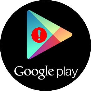 google play store, contenido no disponible