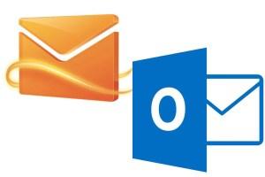 esconder correos hotmail