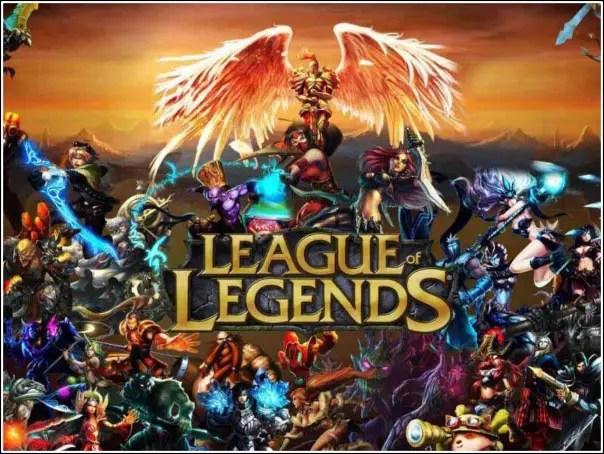 videojuego League of legends