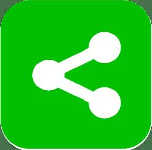 Cómo compartir aplicaciones en Android usando Bluetooth o Wi-fi
