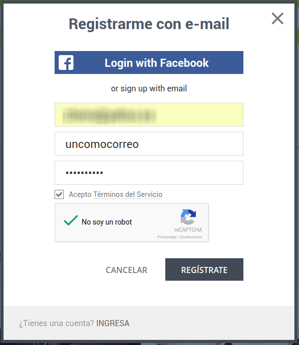 datos de registro en diskokosmiko