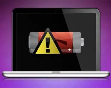 problema bateria linux