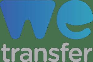 wetransfer log