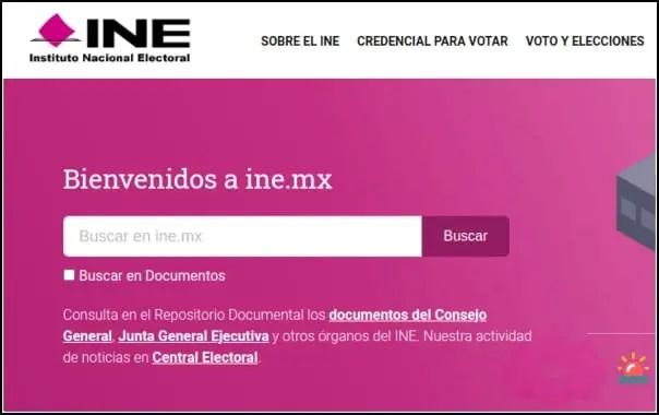INE México