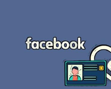 Por qué Facebook me pide confirmar mi identidad y no puedo entrar