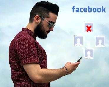 Así puedes eliminar la cuenta de Facebook de otra persona fácilmente