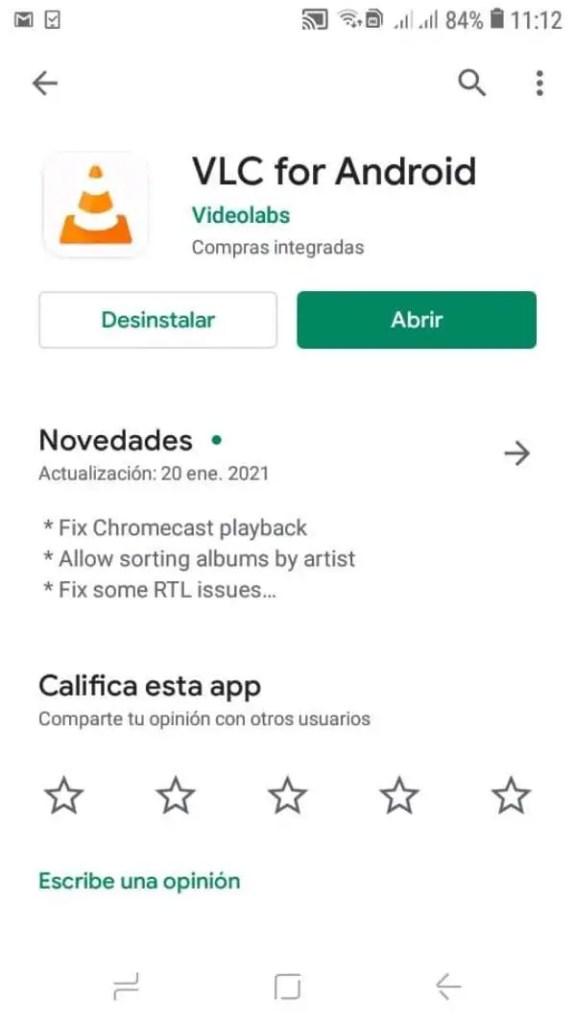 ¿Cómo reproducir archivo FLV en Android