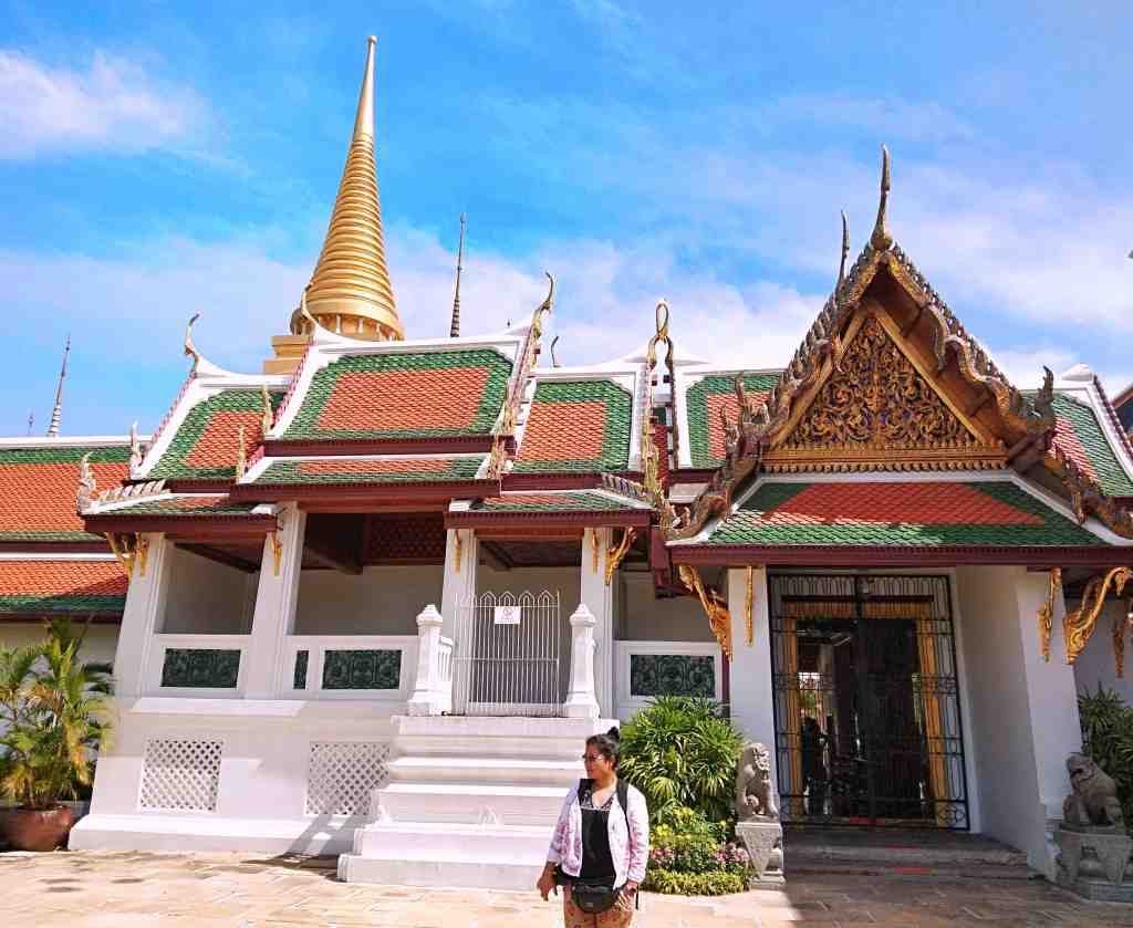 Grand Palace is the ultimate place to visit for first timers