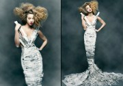 paper dresses - avant