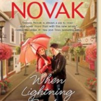 Review: When Lightning Strikes (Whiskey Creek #1) – Brenda Novak