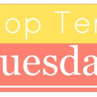 Top Ten Tuesday #4 – Books I have resolved to read in 2013