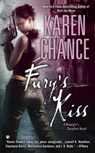 Review: Fury's Kiss (Dorina Basarb #3) – Karen Chance