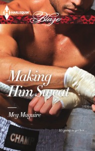 Review: Making Him Sweat (Wilinski's #1) – Meg Maguire