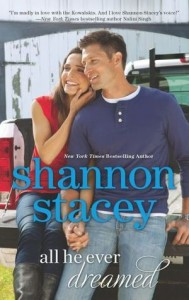 Review: All He Ever Dreamed (The Kowalskis #6) – Shannon Stacey