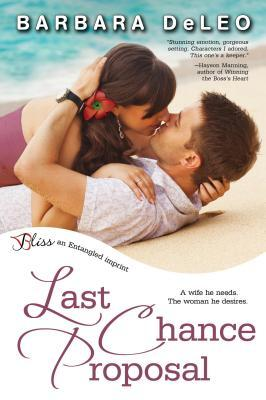 Review: Last Chance Proposal – Barbara De Leo
