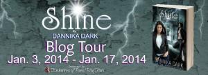 Blogtour, Giveaway, Review: Shine (Mageri #5) - Dannika Dark