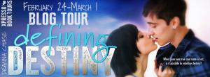 Blogtour Review: Defining Destiny - Deanna Chase