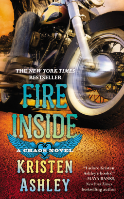 Review: Fire Inside (Chaos #2) – Kristen Ashley