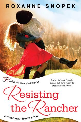 Review: Resisting the Rancher – Roxanne Snopek