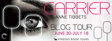 Blogtour Review: Carrier (The Line #1) - Anne Tibbets
