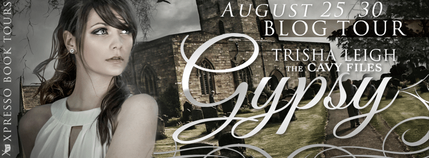 Blogtour and Review: Gypsy - Trisha Leigh
