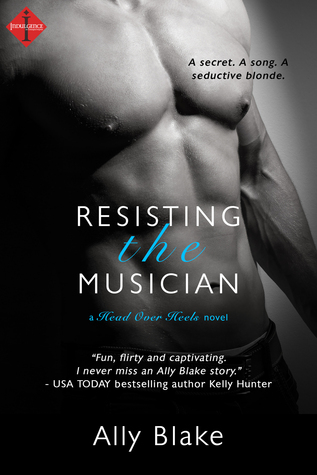 Review: Resisting the Musician – Ally Blake