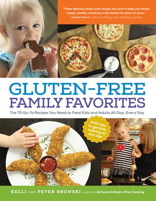 Review: Gluten-Free Family Favorites – Kelli and Peter Bronski