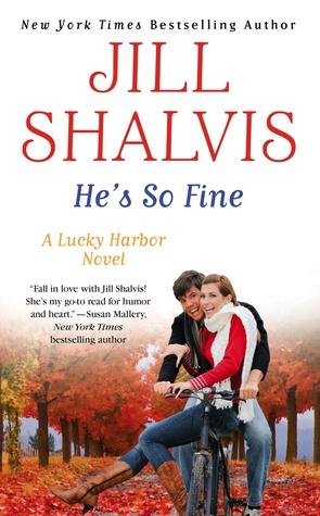 Review: He's So Fine – Jill Shalvis