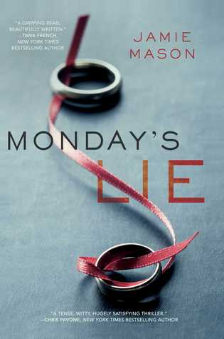 Review: Monday's Lie – Jamie Mason