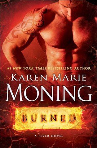 Review: Burned – Karen Marie Moning