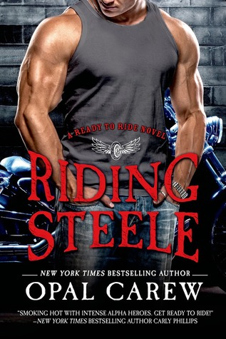 Review: Riding Steele – Opal Carew