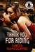 Thank You For Riding - (un)Conventional Bookviews